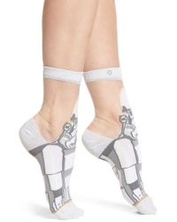 Stance - Storm Trooper Monofilament Ankle Socks - Lyst