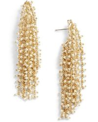 Vince Camuto | Waterfall Earrings | Lyst