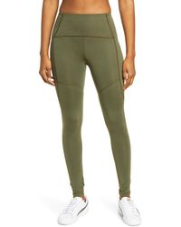THINX Period Active Leggings - Green