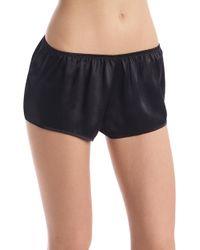Commando - Silk Tap Shorts - Lyst