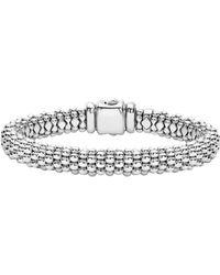 Lagos - Caviar Rope Bracelet - Lyst