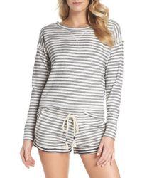 Skin - Charlie Stripe Sweatshirt - Lyst