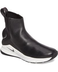 Nike - Rivah High Premium Waterproof Sneaker Boot - Lyst