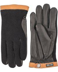 Hestra - Deerskin & Merino Wool Gloves - Lyst