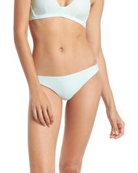 Hurley - Quick Dry Surf Bikini Bottoms - Lyst