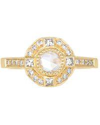 Sethi Couture Moderne Diamond Ring - Metallic