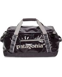 Patagonia Black Hole Water Repellent 40-liter Duffle Bag