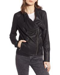 d9801b64b Waterfall Leather Jacket