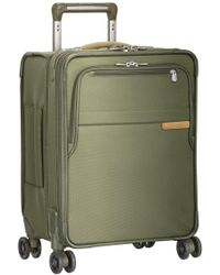 Briggs & Riley - 'baseline - Commuter' Expandable Rolling Carry-on - - Lyst
