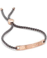 Monica Vinader - 'havana' Friendship Bracelet - Lyst