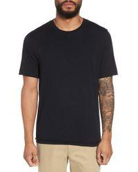 Vince - Double Layer Slim Fit T-shirt - Lyst