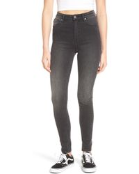 67f57a2104afa Vigoss Vigoss Maternity Maternity Skinny Jeans, Coated Black Wash in ...
