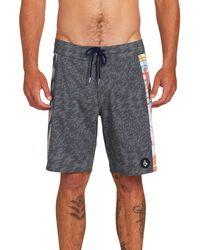 Volcom Pangeaseed Board Shorts - Gray