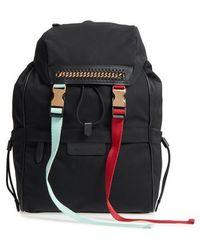 Stella McCartney - Small Eco Nylon Backpack - Lyst