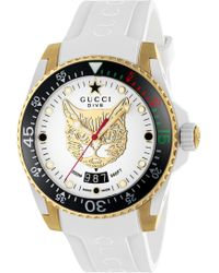 Gucci Dive Watch, 40mm - White