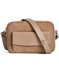 Reiss Archie Leather Crossbody Bag - Multicolor