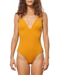 Mara Hoffman - Virginia One-piece Swimsuit - Lyst