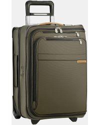 Briggs & Riley - 'baseline - Domestic' Rolling Carry-on Garment Bag - Lyst