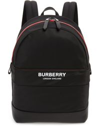 3a42f4a91ca6 Burberry - Nico Nylon Backpack - - Lyst