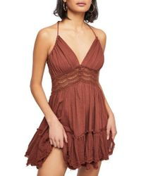 Free People - Endless Summer By 200 Degree Minidress - Lyst