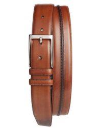 Mezlan - Palma Leather Belt - Lyst