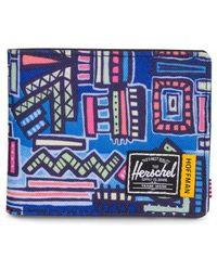 Herschel Supply Co. - Hoffman Roy Wallet - Lyst