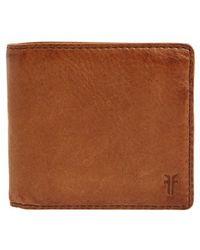 Frye | Oliver Leather Wallet | Lyst