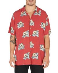 Barney Cools - Holiday Woven Shirt - Lyst