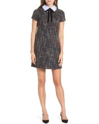 Nordstrom - 1901 Tweed Shift Dress - Lyst