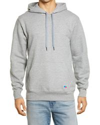 Russell Athletic Men's Classic Hoodie - Gray