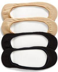 Hue - 4-pack Liner Socks - Lyst