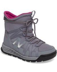 New Balance - Q416 Weatherproof Snow Boot - Lyst