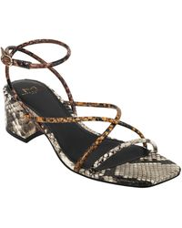 Marc Fisher Jared Ankle Strap Sandal - Multicolour