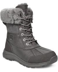 UGG UGG Adirondack Iii Waterproof Boot - Gray