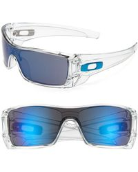 Oakley 'batwolf' Sunglasses - - Blue