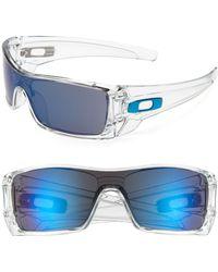 Oakley 'batwolf' Sunglasses - Clear - Multicolour