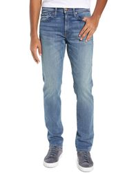 Madewell - Straight Fit Jeans - Lyst