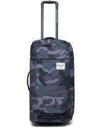 Herschel Supply Co. Outfitter Wheelie Luggage - Blue