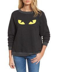 Wildfox - I'm A Cat Sommer Sweatshirt - Lyst