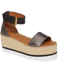 c089710ac4 See By Chloé Leather See By Chlo? Leila Slide Sandal (women) in ...