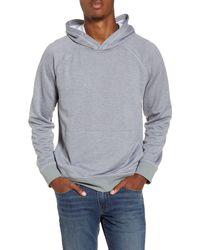 Hurley Dri-fit Salton Performance Pullover Hoodie - Gray
