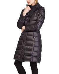 Lauren by Ralph Lauren - Packable Down Coat, Black - Lyst