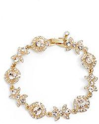 Givenchy - Crystal Bracelet - Lyst