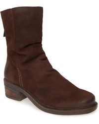 Otbt Fernweh Slouchy Bootie - Brown