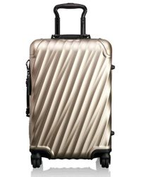 Tumi - 19-degree 22-inch Aluminum Spinner Carry-on - Lyst