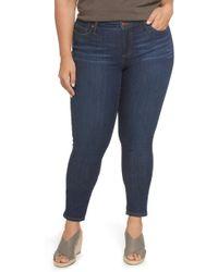 Caslon - Caslon Stretch Skinny Jeans - Lyst