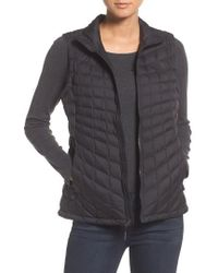 The North Face - Thermoball Primaloft Vest - Lyst