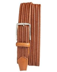 Martin Dingman | Lexington Braided Leather Belt | Lyst