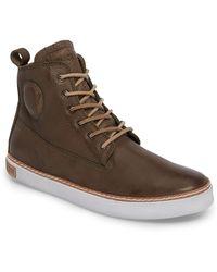Blackstone 'AM02' Sneaker - Brown