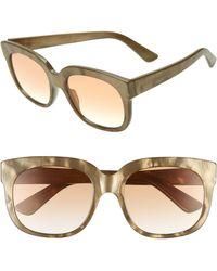 Gucci - 56mm Sunglasses - Lyst